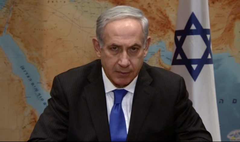 Iran 'preparing another Holocaust,' Netanyahu charges