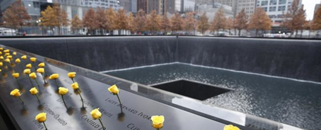 This is a memorial to a national lie - the victims attacked twice