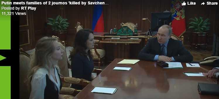Breaking: Ukrainian pilot Savchenko pardoned by Putin, swapped for 2 Russians