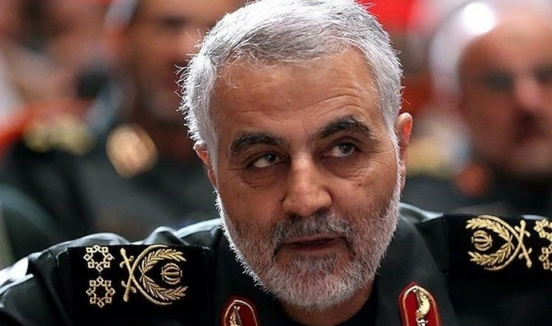 Gen. Qassem Soleimani; We preserved the Syrian state from Daesh
