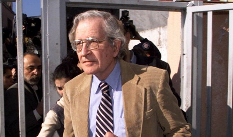 Chomsky: US Republicans 'Most Dangerous' Threat in 'Human History'