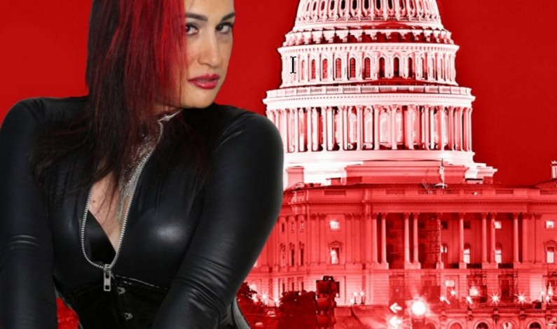 Meet the Trans Escort Claiming to Service Anti-LGBT Republican Congressmen