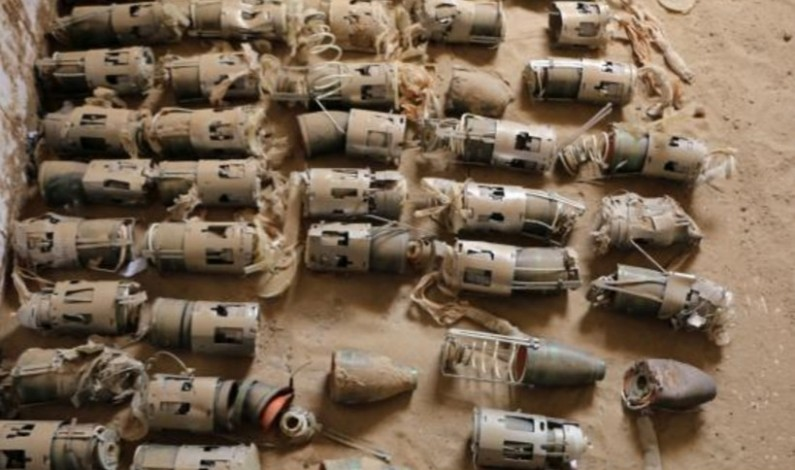 UK-made cluster bombs found in Yemeni village attacked by Saudis