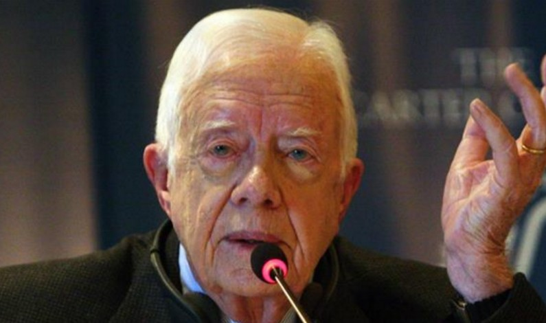 Press TV: Trump tapping into 'inherent racism' in US: Jimmy Carter