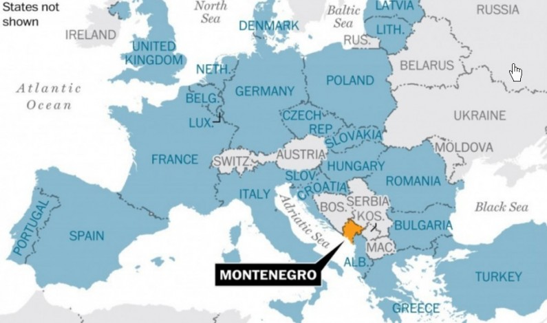Russia: NATO in Montenegro: Securing the rear before Barbarossa II?