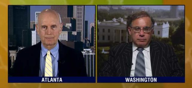 The Debate - with Jim W. Dean from VT, and Prof. Nabil Mikheil, George Washington University