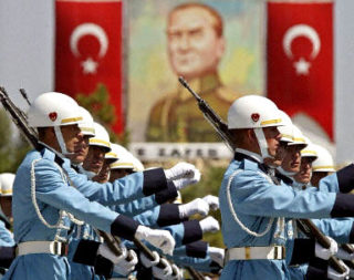 Turkey has the largest army in NATO