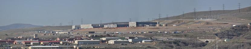 National Data Center, Bluffdale, Utah