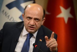 Fikri Işık, Turkish Defense Minister