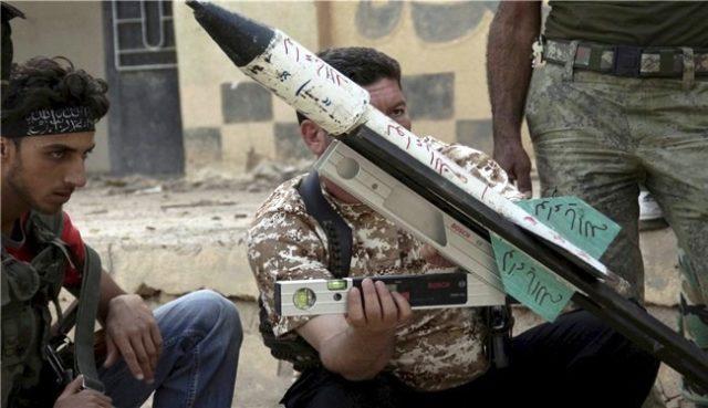 Most jihadi shelling is indiscriminate neighborhood targeted