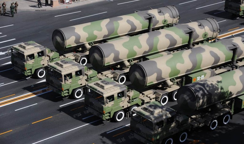 Pentagon: US, Russia, India driving China's nuclear modernisation