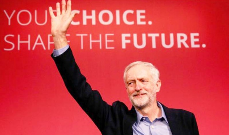 Cold light of dawn for Corbyn