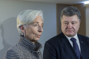 Any subsidies will have to be funded by Ukranians