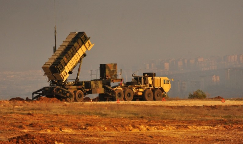 Exclusive:  US Deploys Patriot Missiles to Protect ISIS Resupply
