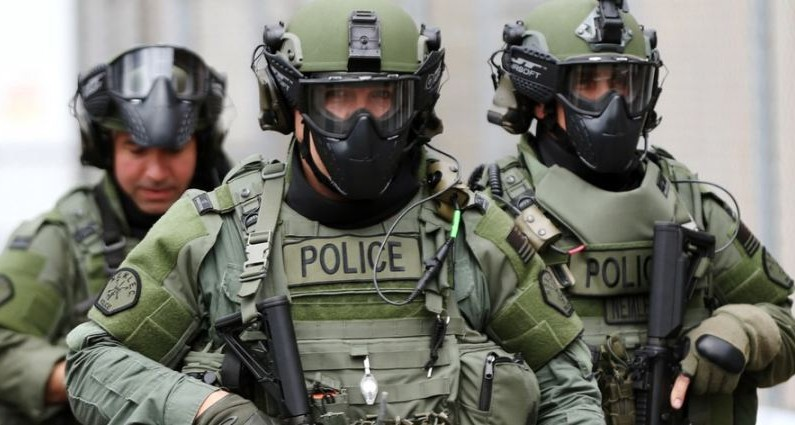 """NEO – America's Elections, Cheap """"Police State Theatre"""""""