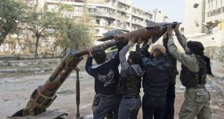 The jihadis love the random shelling of civilians