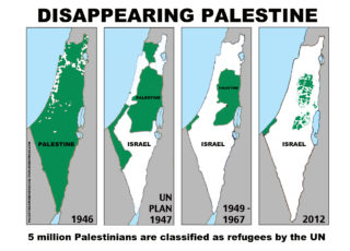 Google, like the rest of the Zionist genocide machine, is making Palestine disappear