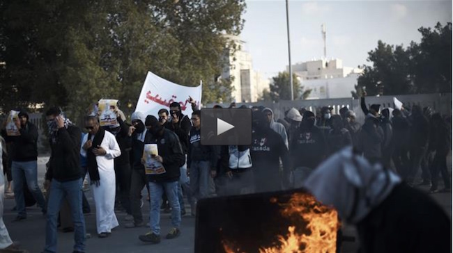 Bahrain is burning! Days of Al Khalifa regime numbered