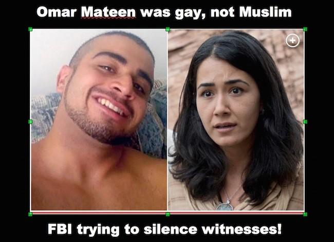 Press TV: Orlando shooting false flag event aimed at demonizing Muslims