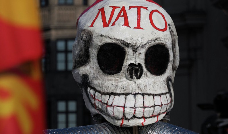 It's Time to Leave NATO Now! Europeans Launch New Anti-War Campaign