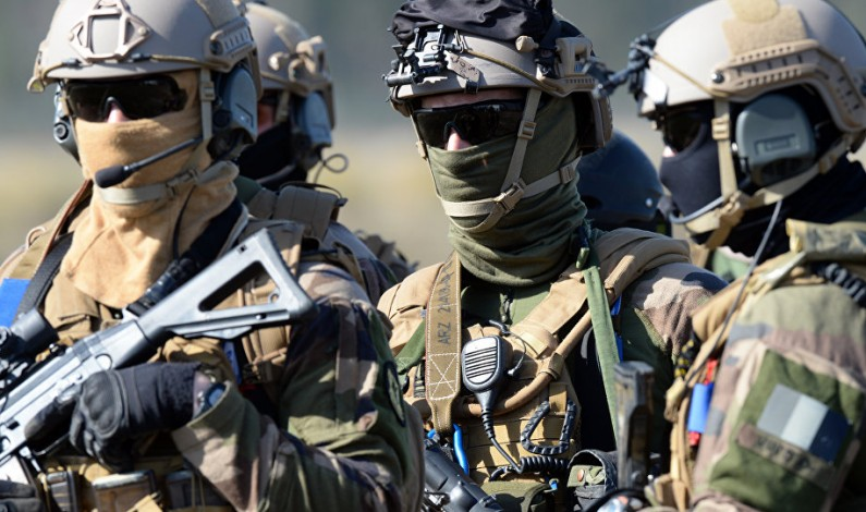 German, French special forces in Syria 'an aggression'