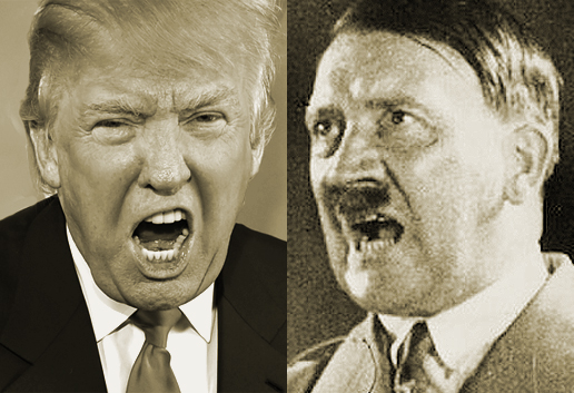 Trump Follows William II and Hitler in the Modern Era