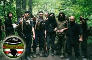 These Pansiki Gorge Chechen Jihadis are some of the baddest boys around, and are Western sponsored to boot