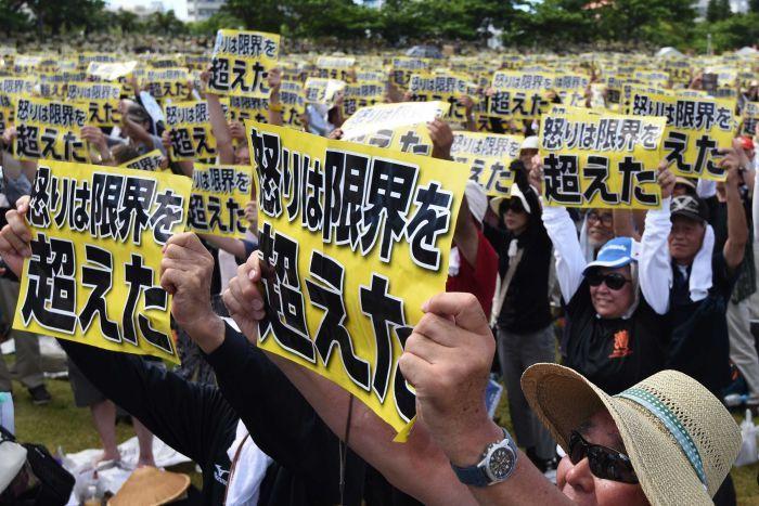 The Debate – Crimes against host country, US troops in Japan