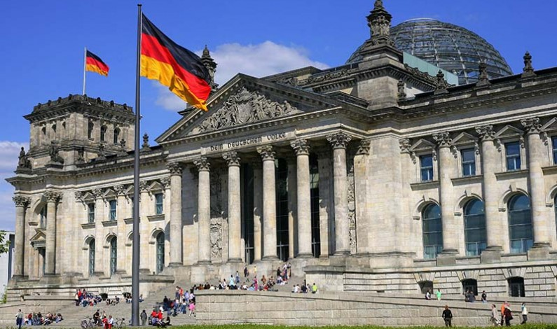 German parliament approves a resolution describing the massacres of Armenians genocide