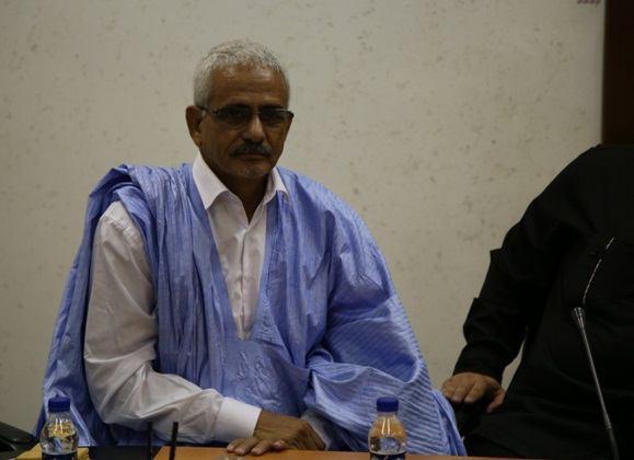 Chairman of Iran-Mauritania