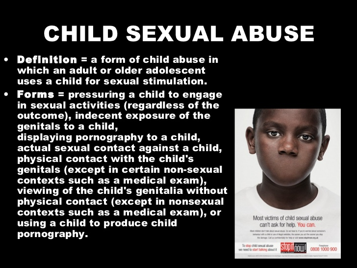 effects sexual adult Abuse