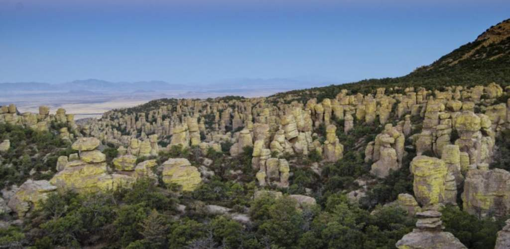 Chiricahua Desert in Arizona