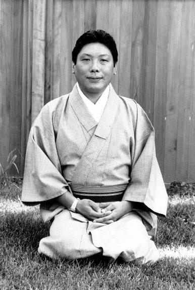 Chogyam Trungpa Rinpoch 1939-1987