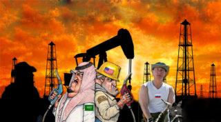 Engdahl Saudi