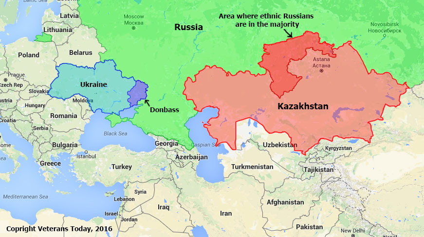 Kazakhstan and its problems veterans today news military northern kazakhstan has an ethnically russian population which opens the door to the possibility of a gumiabroncs Images