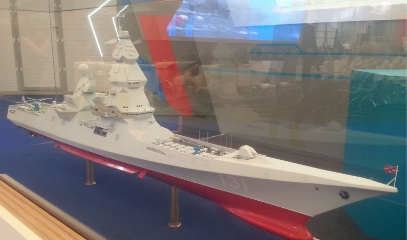 Propaganda Lite: Russia to Build Leader-Class Destroyer That Will Outgun Largest US Warships