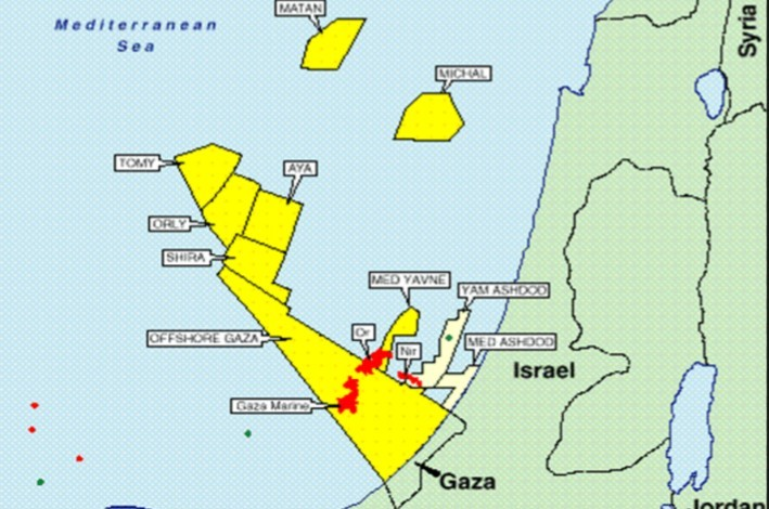 Netanyahu Invites Russia To Help Develop (read Steal) Palestinian Gas Fields