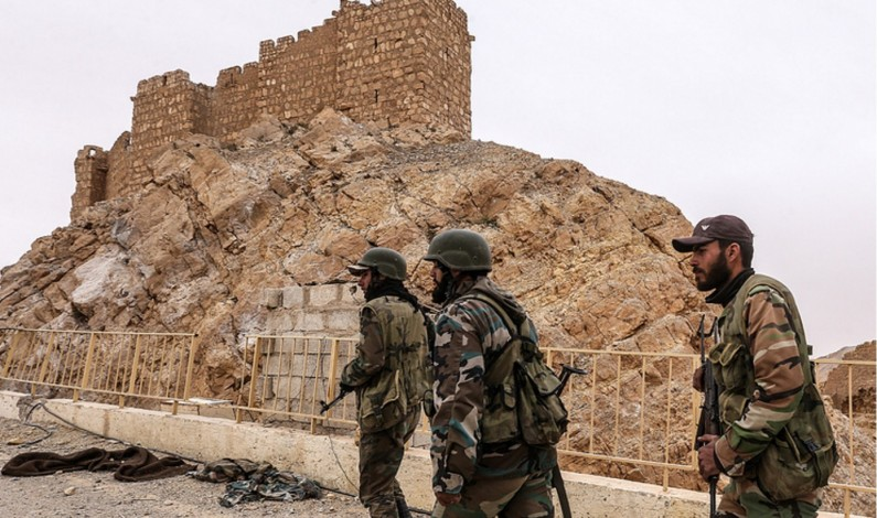 Answer to Barakat: Russia Moves in Aleppo