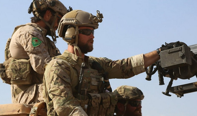 What is Behind the Deployment of French Special Forces in Syria