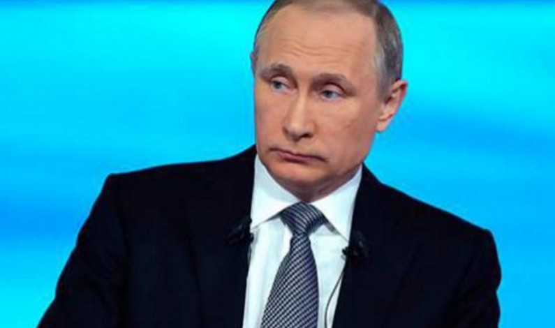 Putin speaks about Britain's low political culture