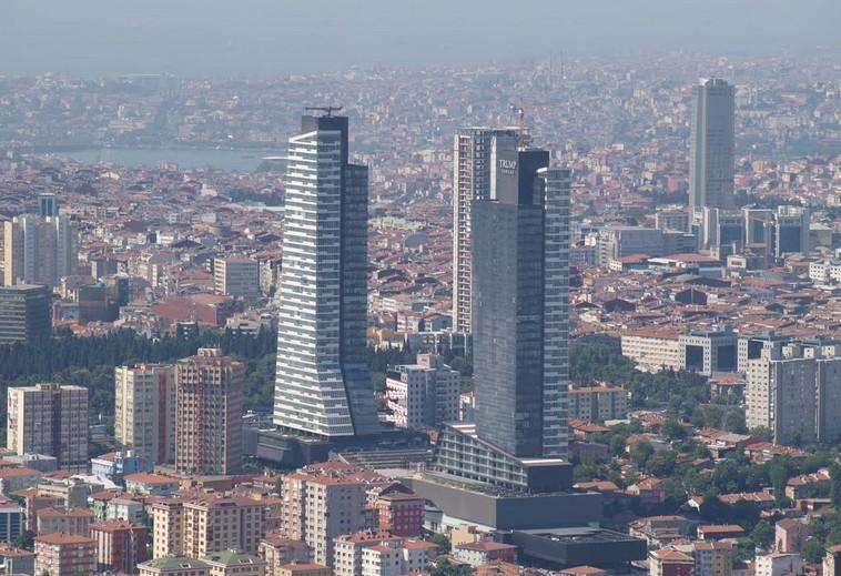 Αποτέλεσμα εικόνας για trump towers istanbul