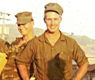 Gordon in Nam - Once you have been lied to about one war, you remain suspicious