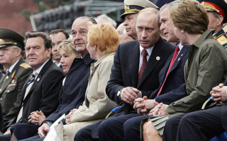 60th anniversary commemoration in Moscow
