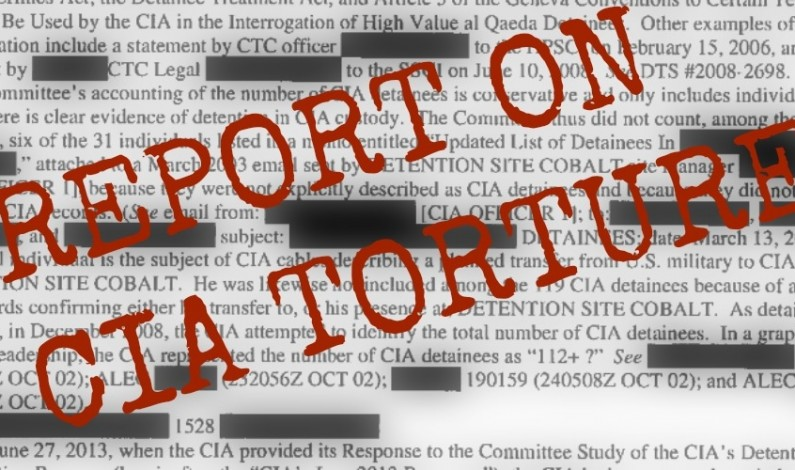 CIA forced to release post-9/11 torture evidence, unclear if arrests will follow