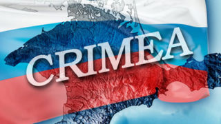 Crimea went Russian, because it was Russian, and saved itself from the Kiev coupmeisters and Neo-Nazis