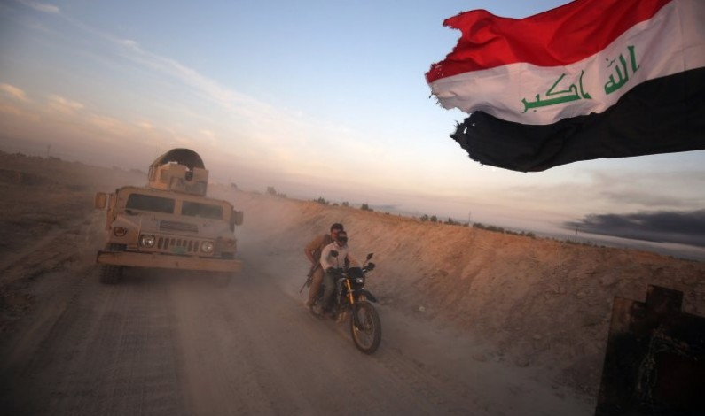 Cause of Israel and Saudi Arabia failure in the city of Fallujah, Iraq