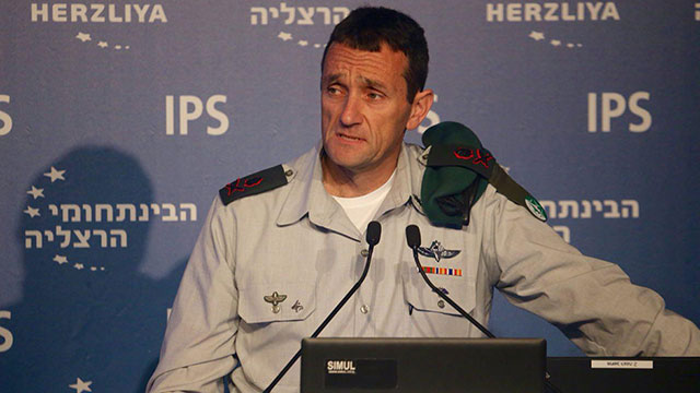 Israeli Intelligence chief : We do not want isis defeat in Syria