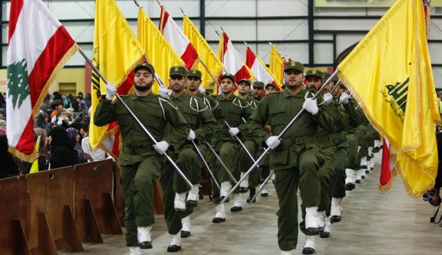 Hezbollah is always the protector of the Syrian people and state