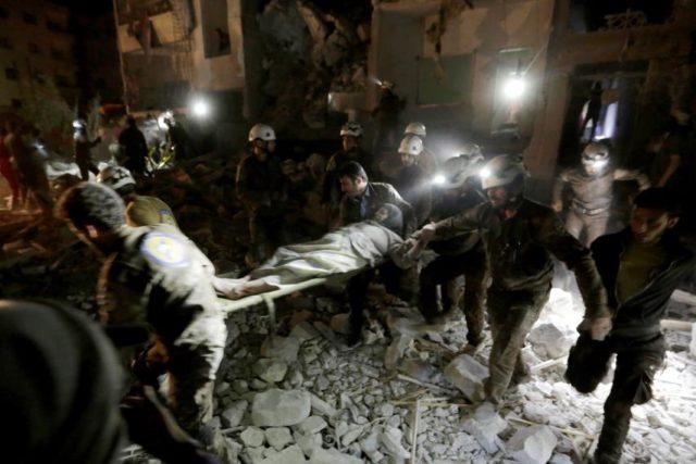 idlib-airstrikes
