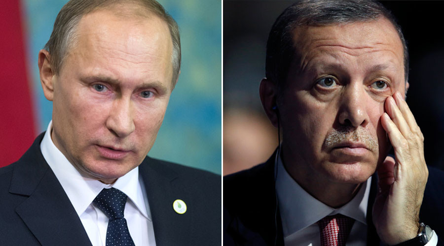"""""""Erdogan, when you stop your diabolical deal with ISIS, then you'll have my attention. Until then, stop wasting my precious time."""""""